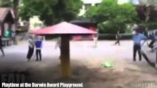 Safe Playground Equipment Fail