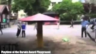Safe Playground Equipment Fail