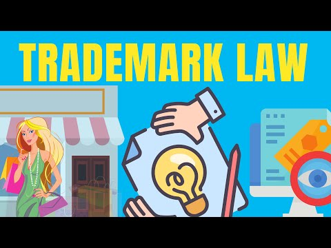 Trademark Explained - Intellectual Property Law | Lex Animata | Hesham Elrafei