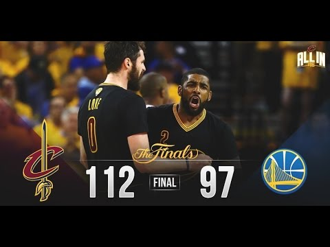 NBA Finals 2016: Cavs Survive on the Road, Beat Warriors in Game 5
