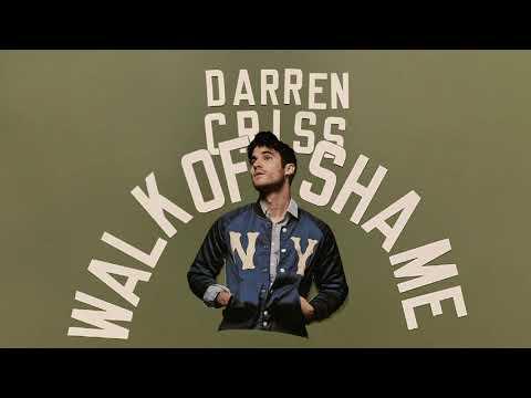 Darren Criss – walk of shame