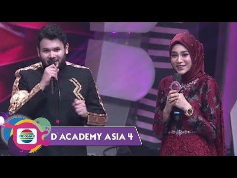 PASANGAN SERASI! Host Super Julit Jodohkan Yana Dengan Ridho Rhoma | DA Asia 4