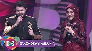 vuclip PASANGAN SERASI! Host Super Julit Jodohkan Yana dengan Ridho Rhoma | DA Asia 4