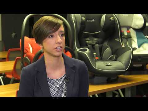 Study: Are Rear-facing Car Seats Safe In Rear-end Crashes?