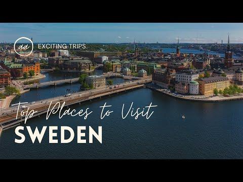 Top Places to Visit in Sweden - Stockholm, Sweden Travel Guide - Top World Desrinations