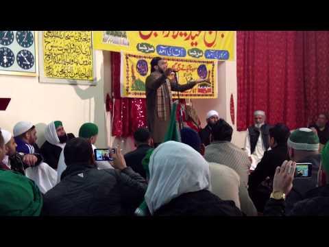 Qadi shahid may raj raj khushiyan manaava Bradford Haworth RD Masjid