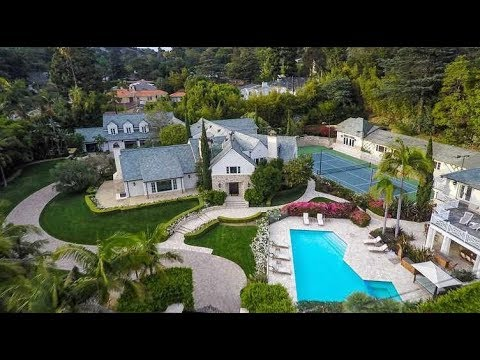 9555 Heather Road Beverly Hills Ca Youtube