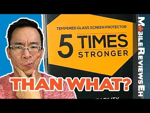 Everything you NEED to know about iPhone 8/iPhone X screen protectors (for any iPhone actually)
