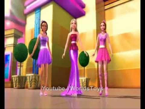 2011 º Barbie A Fairy Secret Trailer Youtube