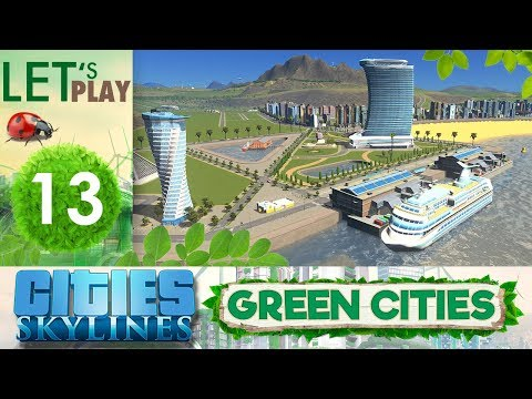 Port de Plaisance - #13 Cities Skylines : Green Cities
