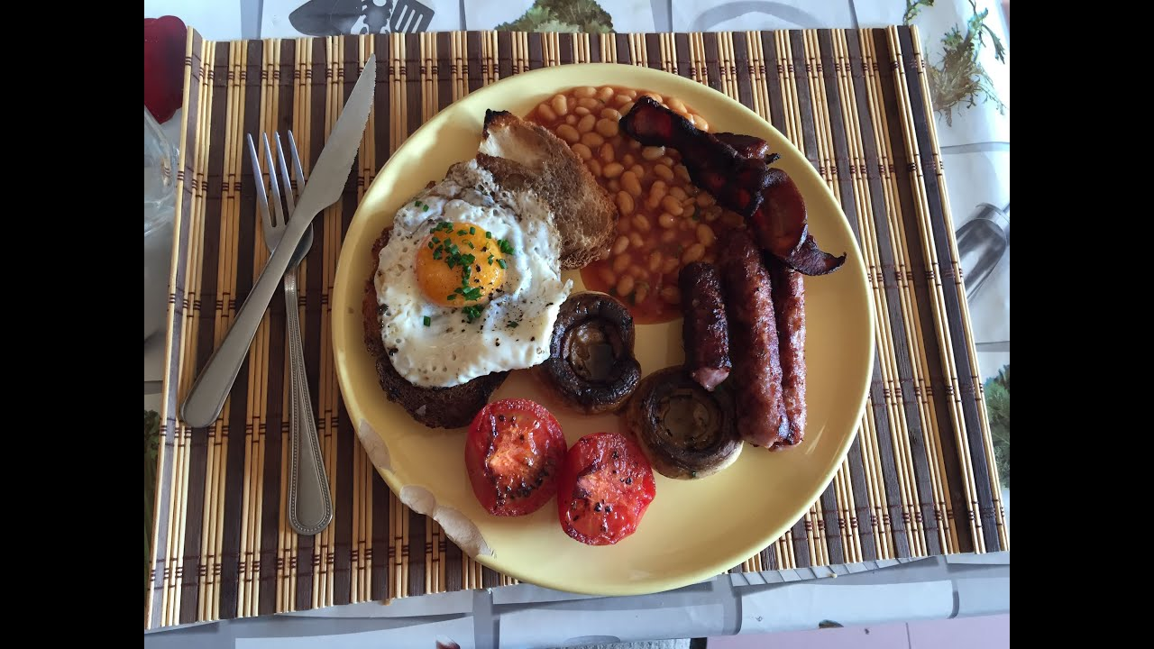 how to cook a full english breakfast youtube