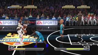 NBA JAM   Backboard Smash!   Welchy Gameplay