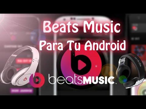 Beats Music Genial App para tu Android