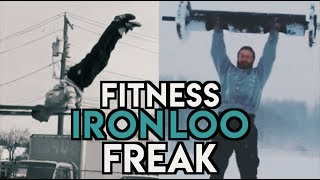 Fitness Freak - Iron Loo