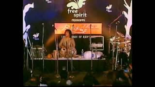 Ustad Zakir Hussain Live Jammin - Rydhun Part 1