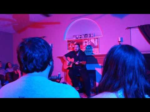 Justin Wells - So Far Away & Distant Memory Lane - 3/24/17 house show Columbus, OH