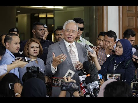 Najib: Charges don't make sense, my conscience is clear