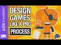 Game Design Process: Designing Your Vide