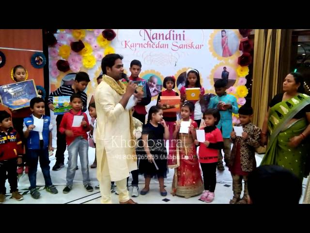 khoobsurat birthday games & activity  +91 8081265333