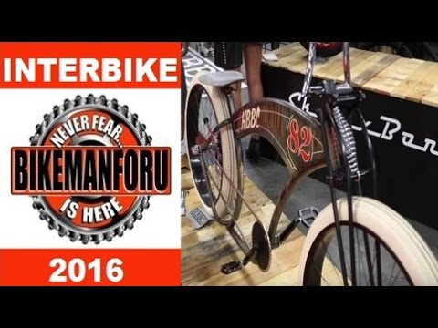 Huntington Beach Bicycle Co.- Bad Boy Toys - Interbike 2016