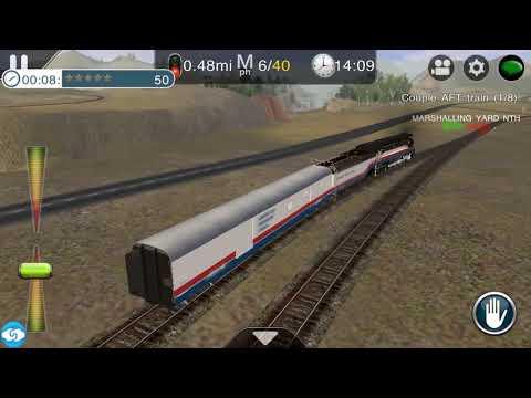 Trainz Driver 2: American Freedom Train 1 - 4-8-4 Steam