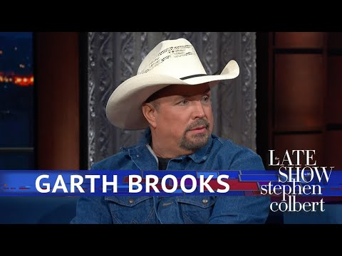 Garth Brooks And Stephen Share A Love For Lady Gaga