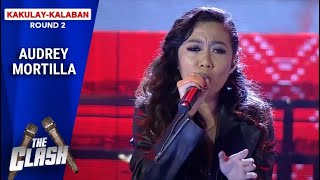 Audrey Mortilla slays the game with her version of 'Anak' | The Clash Season 3