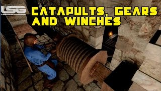 Medieval Engineers - Catapults, Gears & Winches