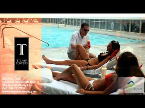 Trump Towers, Sunny Isles Beach, Miami FL Presentation