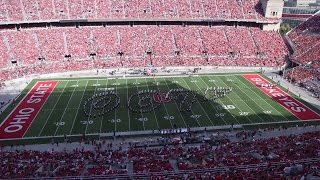The Ohio State Marching Band Sept. 19 halftime show: James Bond thumbnail