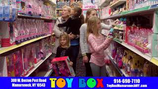 Toy Box 2017 TV Commercial