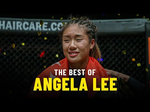 The Best Of Angela Lee In ONE Championship