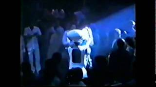 Pulsations Nightclub Robot Dancing 1992