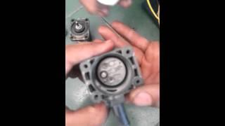 Suzuki ravi fuel pump repair