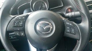 Дооснащення круїз-контролем Mazda 3 BM SkyActiv