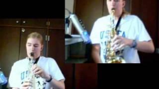 La Oracion | Saxofon Soprano y Alto - Shannon Young