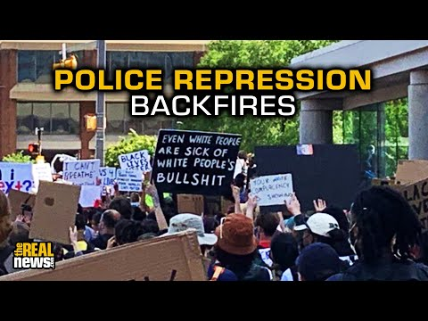 Police Repression Backfires As Protests Multiply