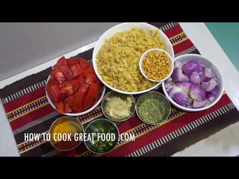 Tomato Coconut Lentil Soup Recipe – Vegan