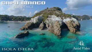 Residence Capo Bianco + Spiaggia Padulella Isola d'Elba - Drone Video Promozionale (4K)