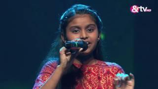 Pooja Insa - Liveshows - Episode 15 - September 10, 2016 - The Voice India Kids