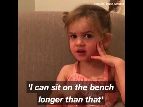 Jim E. Chonga - Mila, Our Favorite Opinionated Toddler, Weighs in on the Gym and Exercise!