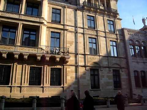 Palais Grand Ducal, Luxembourg (December 23, 2007)