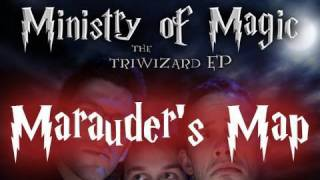 Watch Ministry Of Magic Marauders Map video