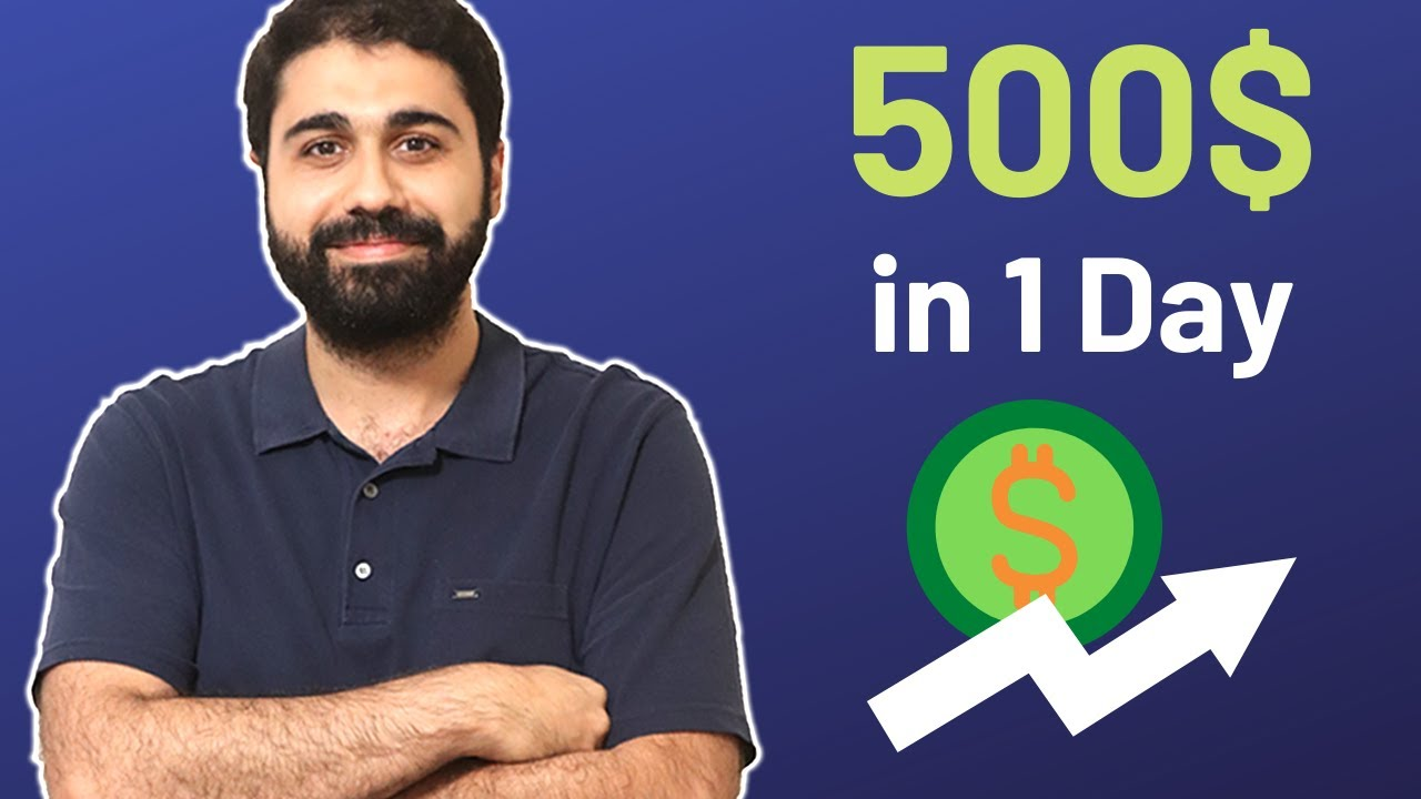 How I made 500$ in 1 Day [Email Marketing Case Study 2020]