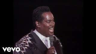 Luther Vandross - Give Me the Reason - Wembley Stadium 1989