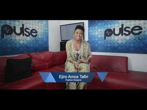Ejiro Amos Tafiri: Interview With Fashion Designer The Nigeria Fashion Industry (Full Interview)