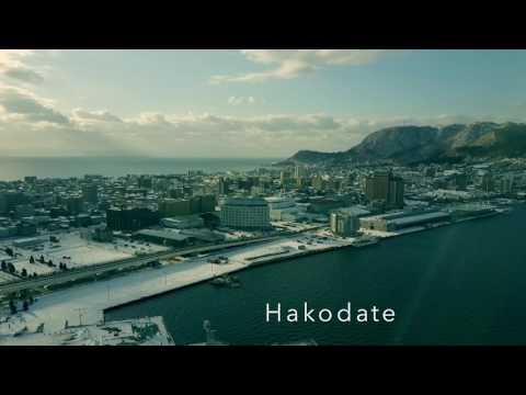 Hakodate with  DJI Mavic Pro