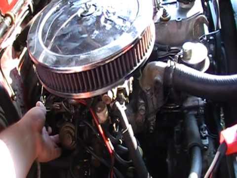 22R miss - engine cold