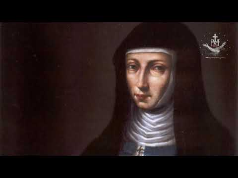 The Seraphic Order: Venerable Mary of Agreda, August 8th