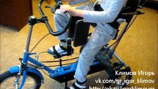 Обзор детского велосипеда тренажера АнгелСоло